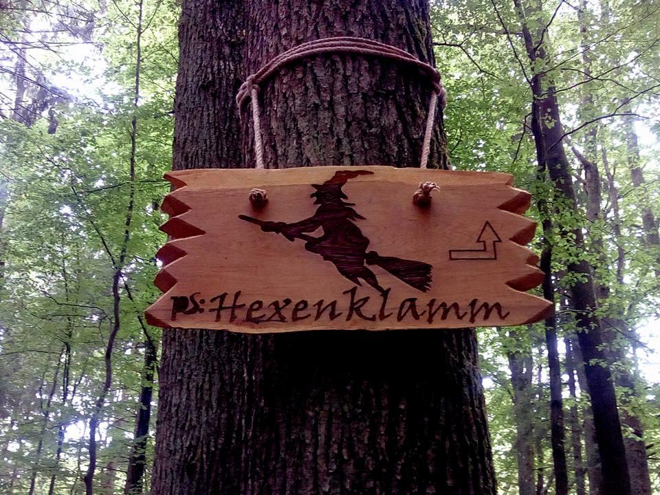 Hexenklamm