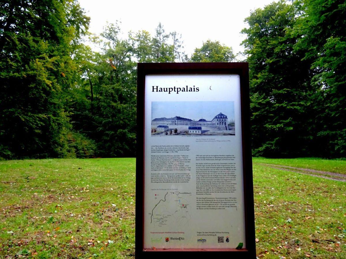 Herzog Karl – II- August Pfad