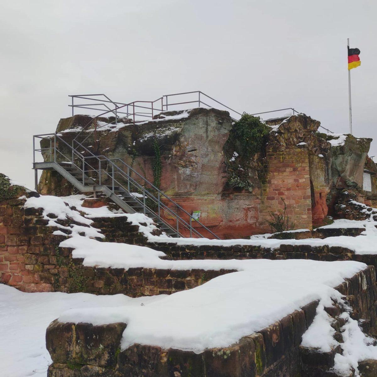 Lauschtour Homburger Festungsrundgang