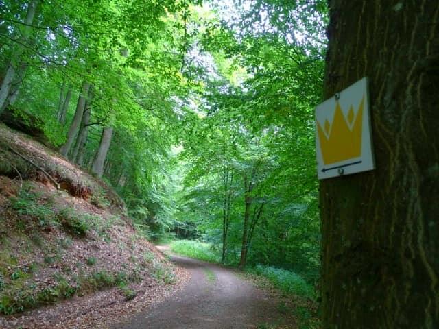 Mariannenweg Teil 2