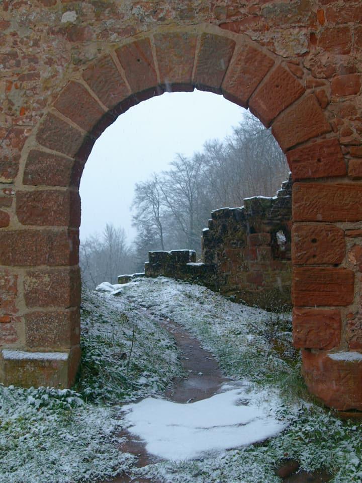 Burg Neudahn-Tour
