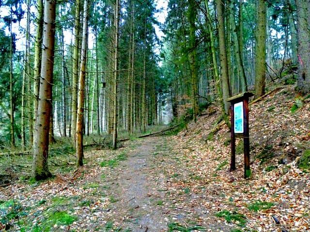 Hüttenwanderweg