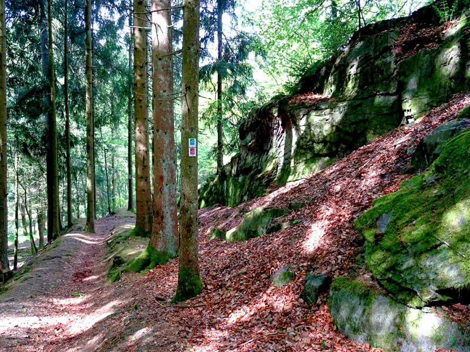 Traumschleife Felsenweg