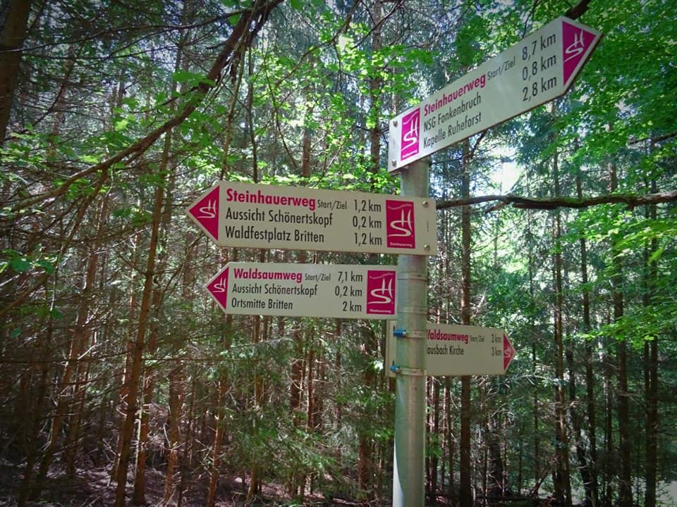 Traumschleife Steinhauerweg