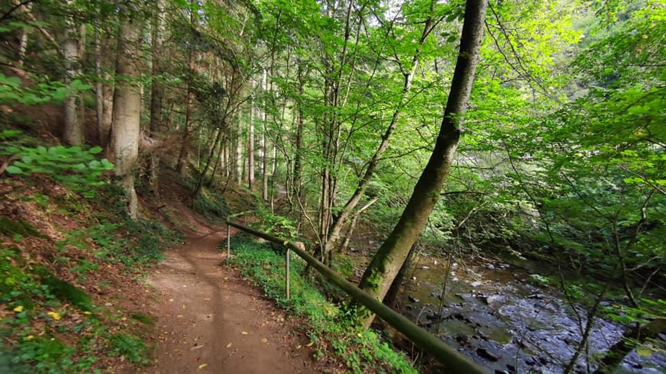 HeimatSpur Erlebnisweg Ritter-Räuber-Römer