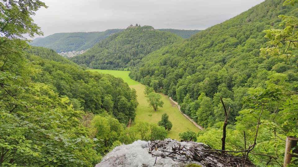 Bad Uracher Wasserfallsteig
